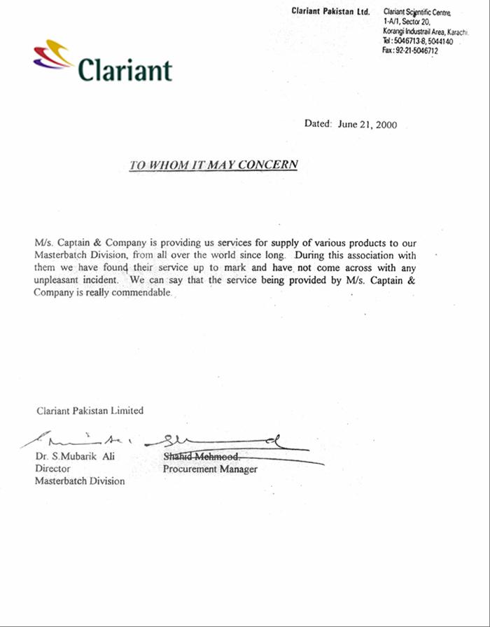 Captain & Company - Clients